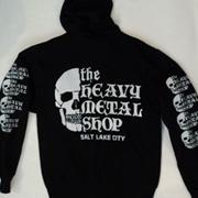 Heavy Metal Shop Merchandise