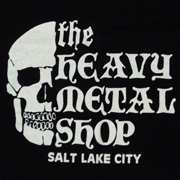 Heavy Metal Shop Classic Logo T-Shirt