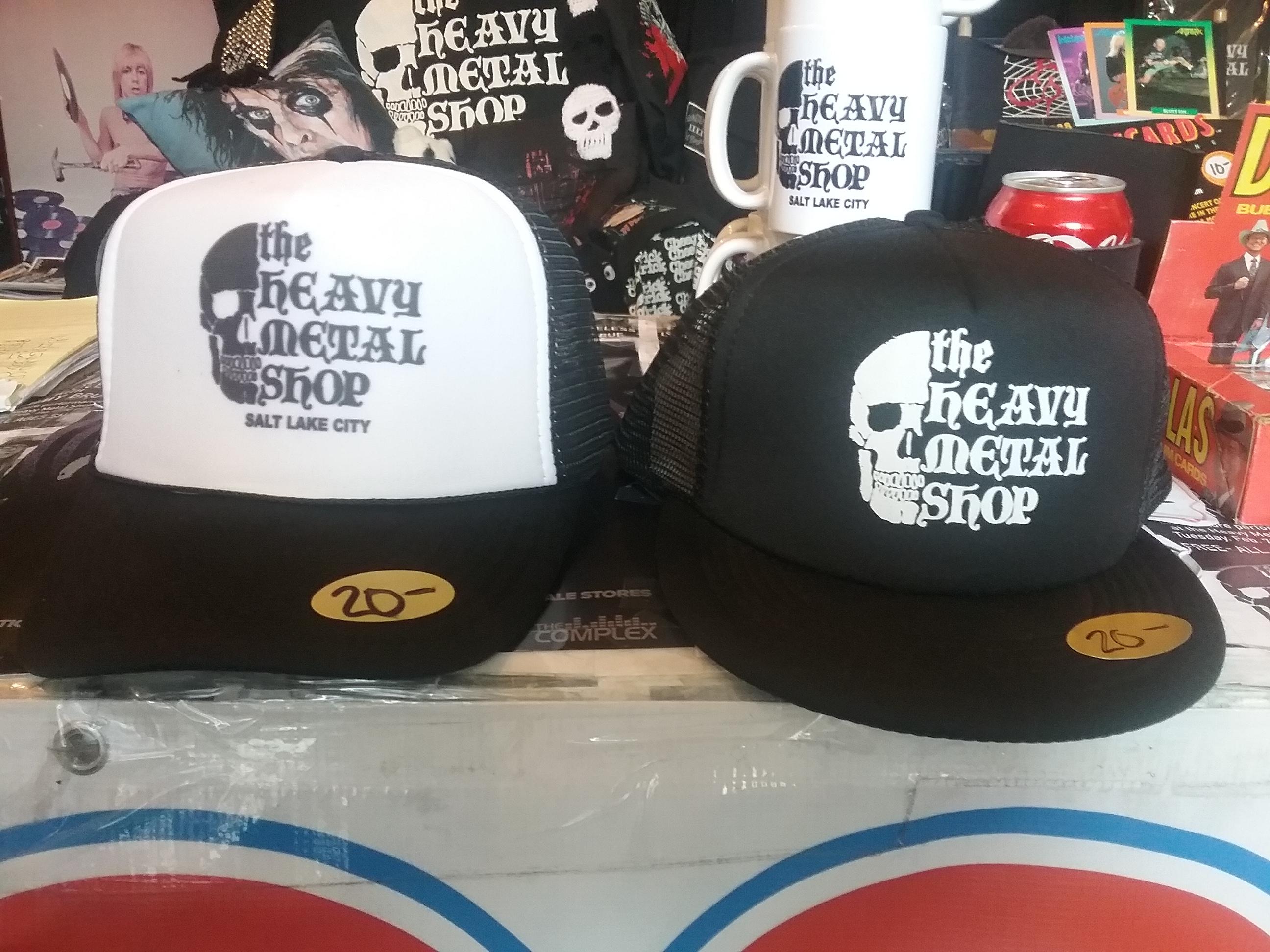 Heavy Metal Shop Merchandise f42ade49e7e
